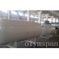 Wholesale Chemical LPG Storage Pressure Vessel Tank For Military , Air Pressure Vessels from china suppliers