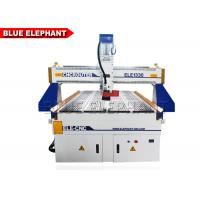 Buy cheap 1330 Chinese Cnc Wood Router , Wood Cnc Machine With Vacuum Working Table from wholesalers