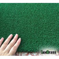 Wholesale High quality15MM height High golf Artificial lawn dark green Golf  Training grass from china suppliers