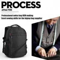 Wholesale New latop backpack multifunctional backpack men luggage travel bags Wenger computer latop backpack journalist backpack from china suppliers
