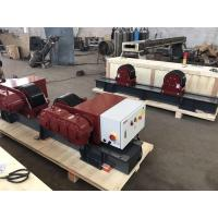 Wholesale Bolt Adjustment 20 Ton Conventional Tank Turning Rolls With 2*1.1 KW Double Motor from china suppliers
