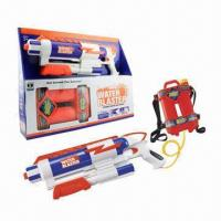 Wholesale 2,000mL Spray-paint Backpack Water Gun from china suppliers