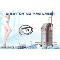 Wholesale Multifunction ND YAG Laser Tattoo Removal Machine For Pigment / Freckle Removal from china suppliers
