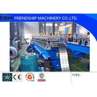 Wholesale 21.5KW Roll Forming Machines With Hydraulic Cutting And Punching Device from china suppliers