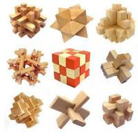 Wholesale Wooden Iq Puzzle, Wooden Brain Treaser from china suppliers
