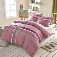 Wholesale Queen Size Cotton Adults Bedding Sets For Womens / Mens Premium Reactive Printing from china suppliers