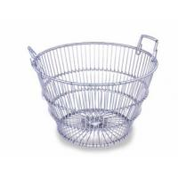 Wholesale Galvanized wire clam basket,wholesale wire egg basket,factory price from china suppliers