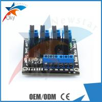 Wholesale 2A 4 Channel Solid State 5v arduino relay module High Level Trigger from china suppliers