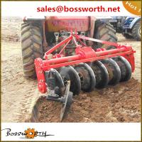Wholesale driven disc plough from china suppliers