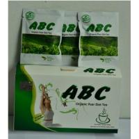 Wholesale Herbal Authentic Meizitang Botanical Slimming , ABC Organic Puer Diet Tea from china suppliers
