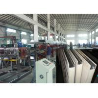 Buy cheap Continuous PU Polyurethane Foam Sheets Sandwich Panel Production Line from wholesalers