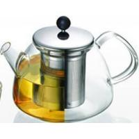 Buy cheap Glass teapot K1-1000cc from wholesalers