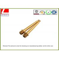 Wholesale CNC brass lathe turning Precision Mechanical Components from china suppliers