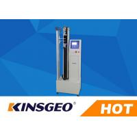 Wholesale Floor Type Tensile Strength Testing Machine Leather Single Column KJ-1075 from china suppliers