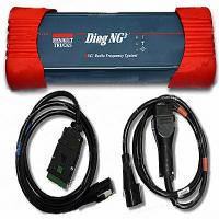 Wholesale RENAULT NG3 Diagnostic Tools for Trucks with 12 Pin Cable from china suppliers