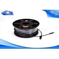 Wholesale Plug And Play AOC Mini HDMI Cable Active Optical Cable 18Gbps Fiber Optic HDMI Cable from china suppliers