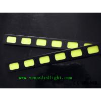 Wholesale Power COB 6 LED Daytime Running Light DRL Car LED Fog Driving Lamp White from china suppliers