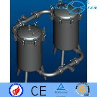 Wholesale Matt Polish Basket Bag In Bag Out Filter Housing Cartridge Filter Housing from china suppliers