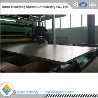 Wholesale 1220 Mm X 2440 Mm Mill Aluminium Alloy Sheet / 2.0mm 5052 Aluminum Plate from china suppliers