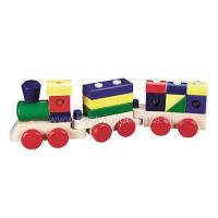 Wholesale Stacking Train, block train ,woodne train from china suppliers