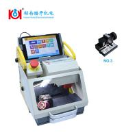 Wholesale Spindle Driven Automatic Key Cutting Machine 12000+Rpm Automotive Key Cutting Machine from china suppliers