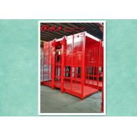 Quality Variable Speed Resident Construction Passenger Material Hoist With 3*18.5 KW Motors for sale