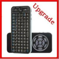 Wholesale Ipazzport Fly/air Mouse Mini Wireless Keyboard With 2 Mode Ir Remote from china suppliers