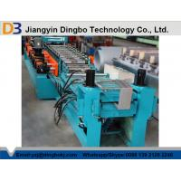 Wholesale Semi Automatic Fire Damper Cold Roll Forming Machinery Easy Assembling from china suppliers