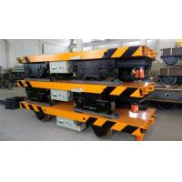 Wholesale Foundry Industry 100 Ton Transfer Cart  / Battery Rail Transfer Trolley from china suppliers