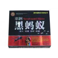 Wholesale African Black Ant Sex Pills Male Enhancement with Unique Herbal Medicine Extracts from china suppliers