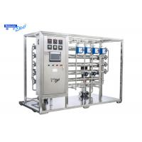 Wholesale SS304 SS316L Pharmaceutical Water Purification System Double Stage RO EDI Module from china suppliers