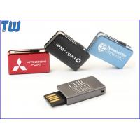 Wholesale Mini Metal Sliding Book 1GB Thumbdrive USB Memory Disk Customized Printing from china suppliers