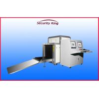 Wholesale X Ray baggage scanner checking with 800*650mm TUNNEL SIZE, security king scanner machine from china suppliers