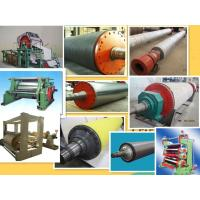 Wholesale high quality Suction couch roller for paper machine from china suppliers