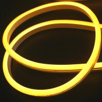 Wholesale super bright mini led neon light 6mm ribbon lights flexible strip 12v silicone anti uv 2835 smd neon-flex for signs from china suppliers