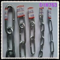 Wholesale DIN763 LONG LINK CHAIN from china suppliers