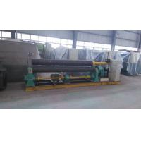 Wholesale 22 KW 3 Rolls Mechanical Plate Rolling Machine 2500mm Width ISO from china suppliers