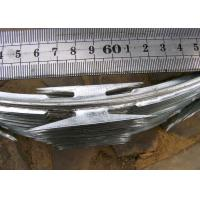 Wholesale CBT 65 Concertina Spiral Razor Barbed Wire Hot Dipped Galvanized Surface from china suppliers