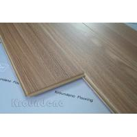 Wholesale Teak Nature AC4 Glossy Laminate Flooring European Retro For Hotels from china suppliers