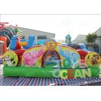 Wholesale Kids Toys Indoor Inflatable Playground Equipment Commercial Backyard Jumper Castle from china suppliers