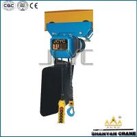 Wholesale 3t Electric Chain Hoist , industrial hoist, Aluminum Body from china suppliers