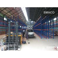 Wholesale OEM Industrial Pallet Racking Versatile And Economical Shelving System (800L*800D*150Hmm) from china suppliers