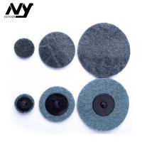 Quality 2 Inch Fine / Coarse Sanding Discs Stainless Steel Polishing High Speed TR Type for sale