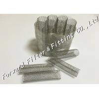 Wholesale Low Filtration Precision Wire Mesh Tube Filter OEM for Industrial Oil / Water / Gas from china suppliers