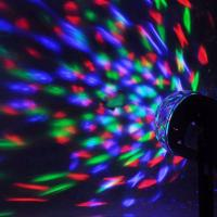 3W High Bright Party Disco Light RGB Led Mini Laser Stage Lighting for Christmas,Wedding, Holiday