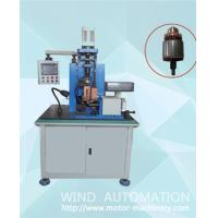 Wholesale Brazing armature colector spot welding hot stacking machine welder with AC power supply from china suppliers