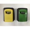 Buy cheap Ultra Durable Aluminum Wall Mounted Key Safe Box / Emergency Key Box from wholesalers