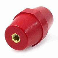 Wholesale SM SEREIS 25-76Threaded Red Resin Busbar Support Insulator from china suppliers
