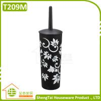 Wholesale Eco Friendly Fashion Pattern Design Toilet Brush With Cover from china suppliers
