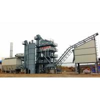 Wholesale 80t / H Highly Efficient Batch Type Hot Mix Plant Asphalt Machinery 260 Total Power from china suppliers